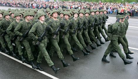 Desfile patrio irá por bulevar Carranza