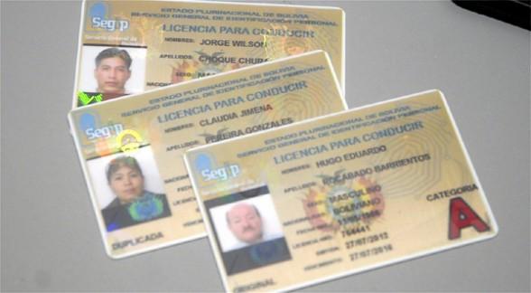 Cómo obtener licencia de conducir en Bolivia