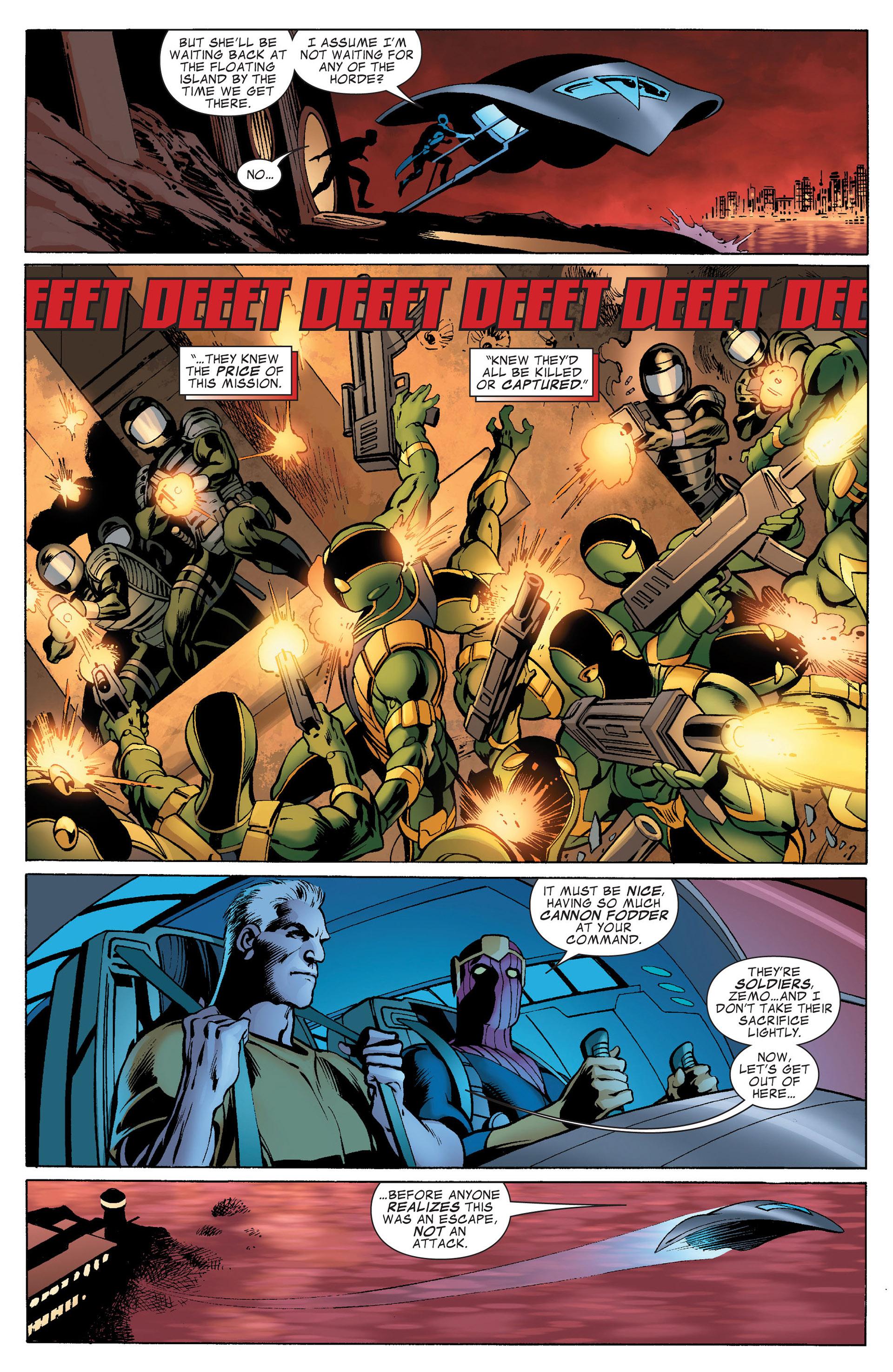 Captain America (2011) Issue #8 #8 - English 20