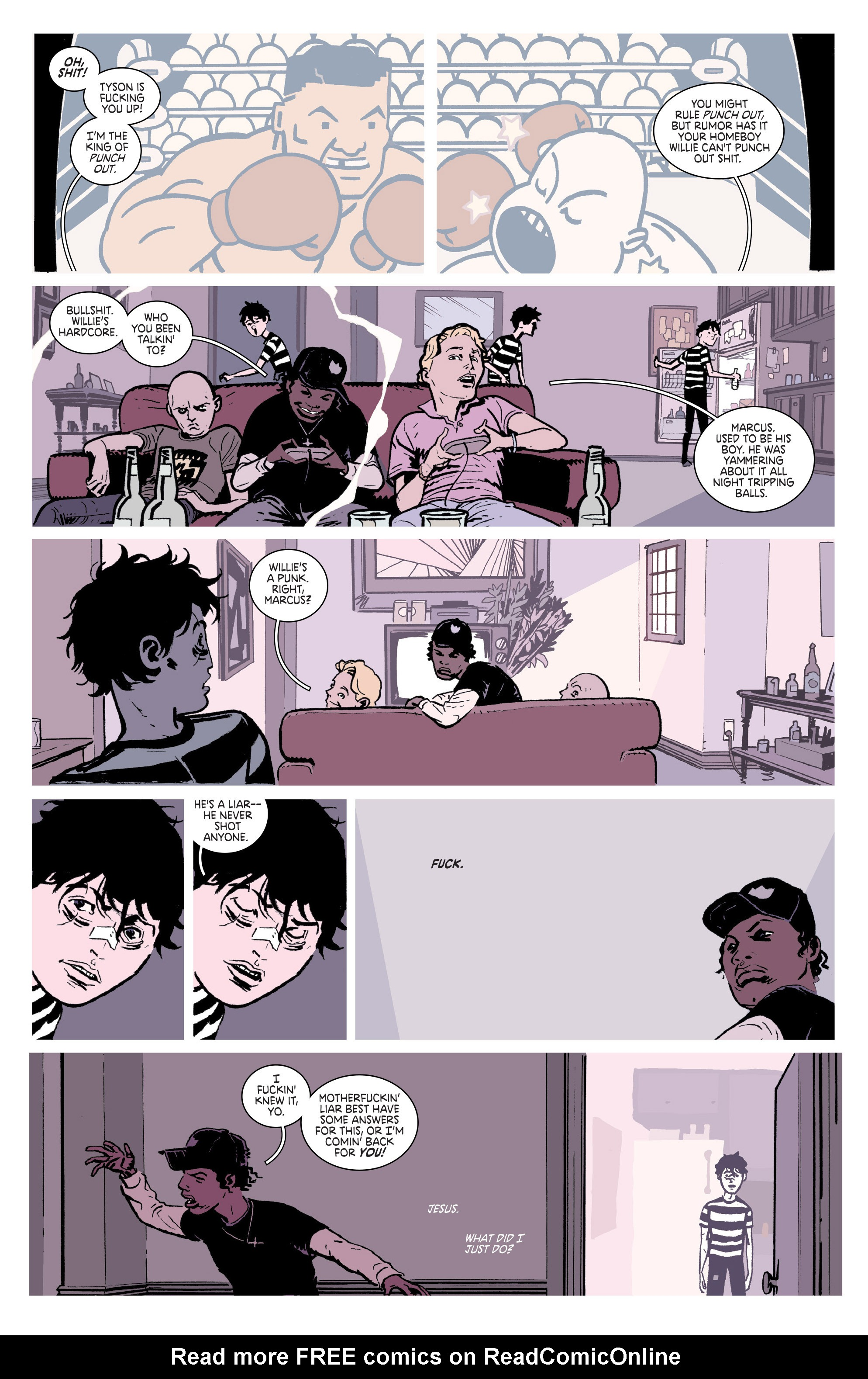 Read online Deadly Class comic -  Issue # _TPB 3 - 86