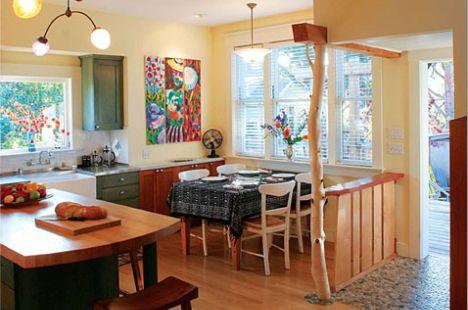 A Stock Photos Mobile Home Interior