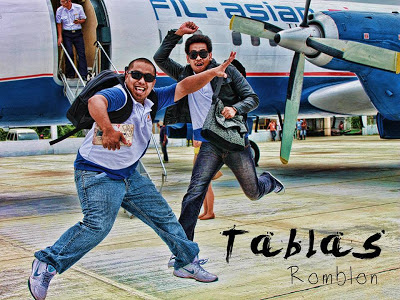 fil asian airways inaugural flight tablas