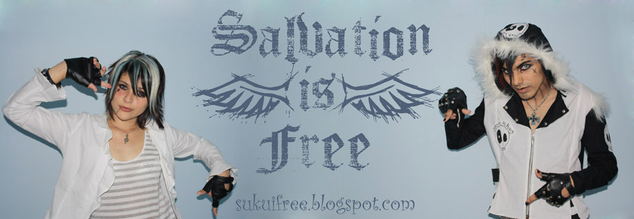 Salvation is Free