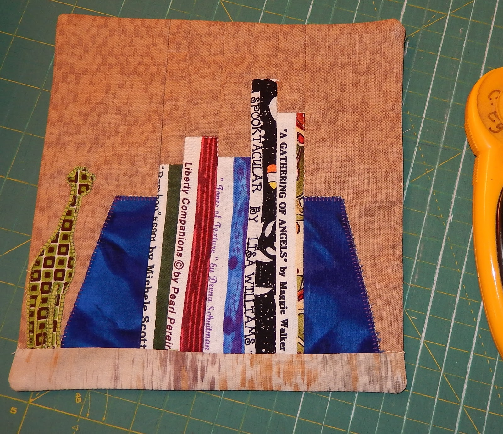 Bookcase Quilt Pattern New Design Inspiration