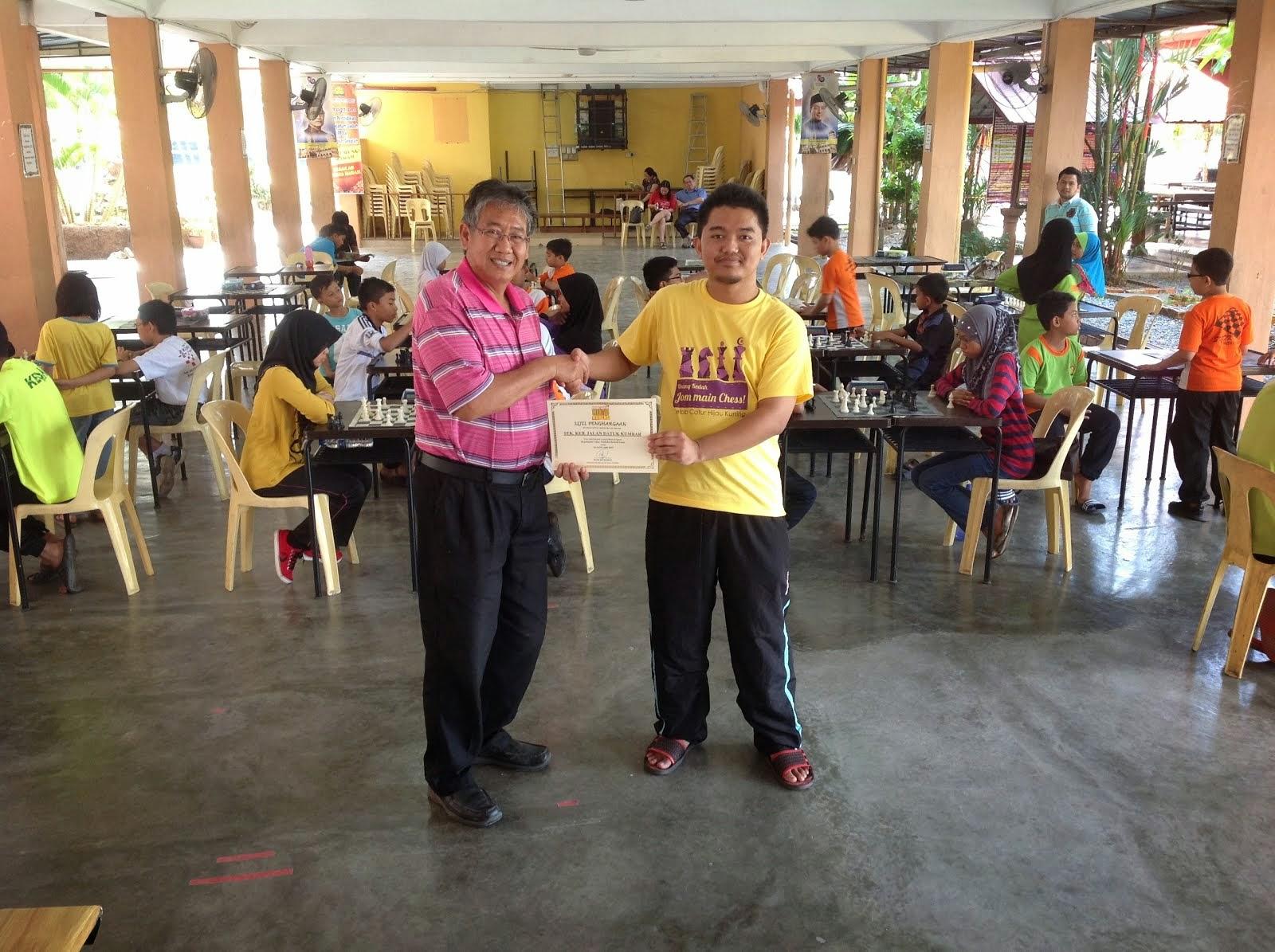Kerjasama Dgn SK Jalan Datuk Kumbar