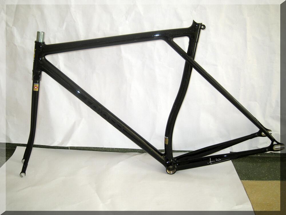 Triple triangle frames - Page 3 - Bike Forums