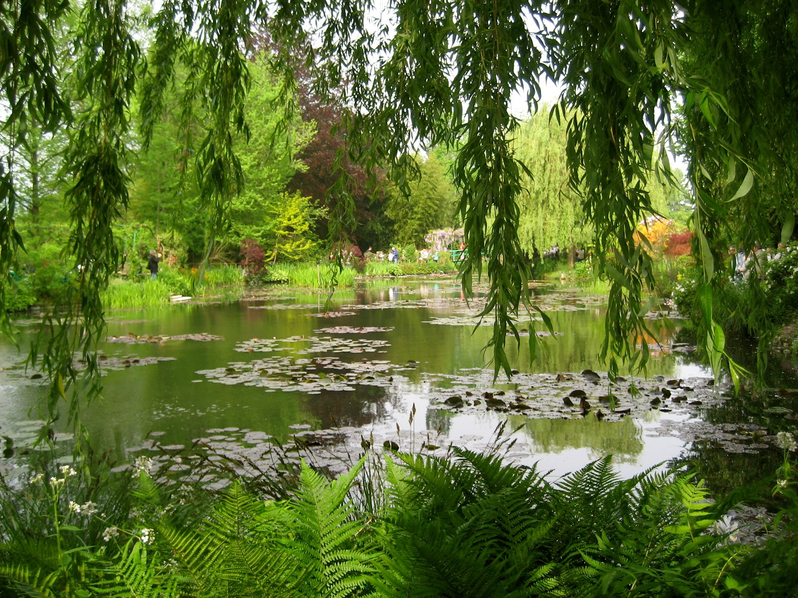 Paris Rendez-vous: The Giverny Masterpiece