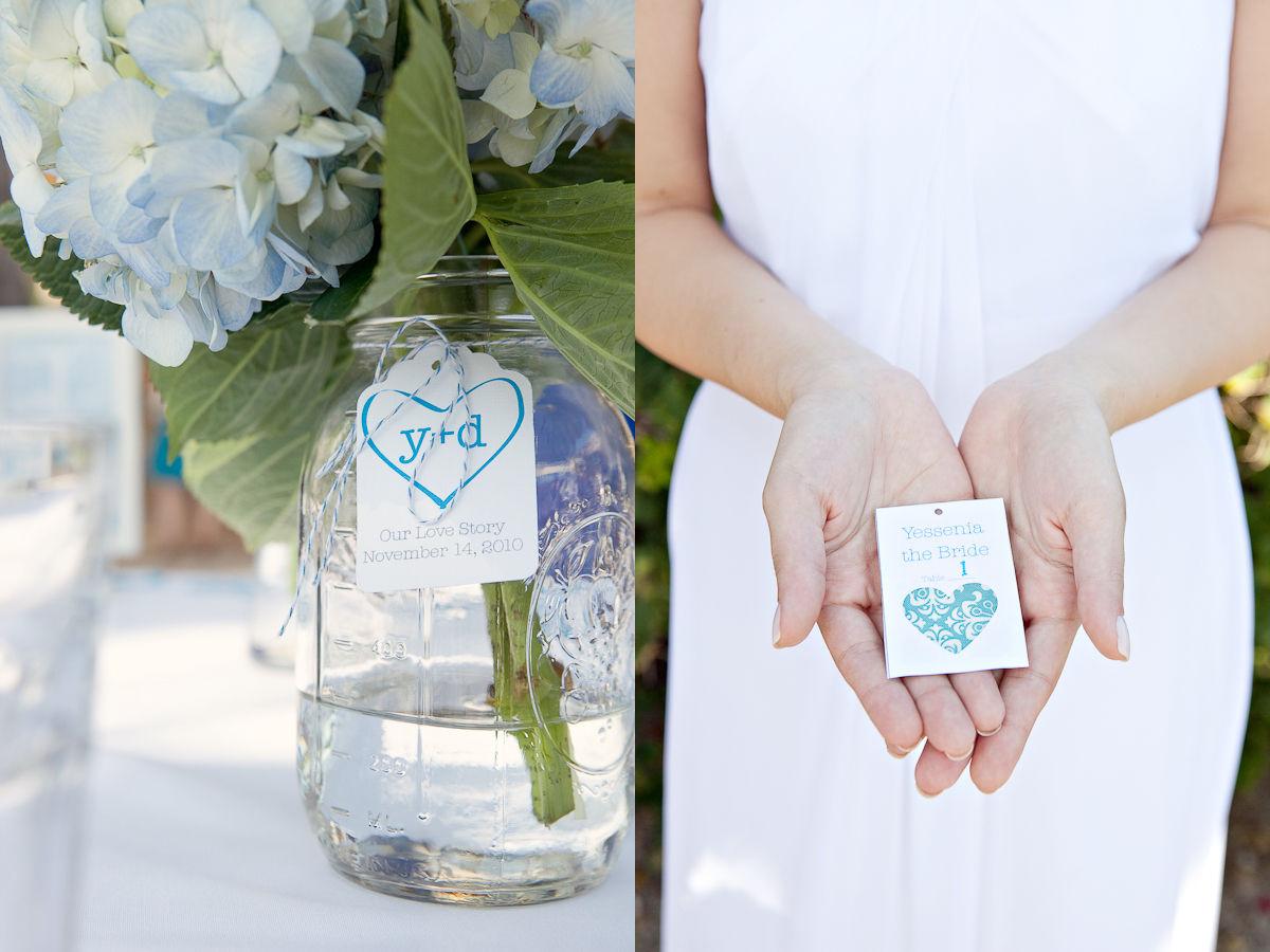 Matrimonio Bianco E Azzurro : Il giorno che vorrei bianco azzurro e tanto fai da te
