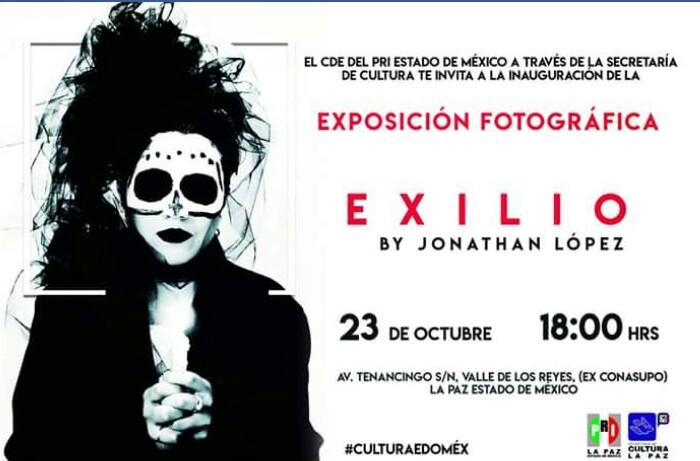 """INVITAN A LA EXPOSICIÓN FOTOGRÁFICA """"EXILIO"""""""