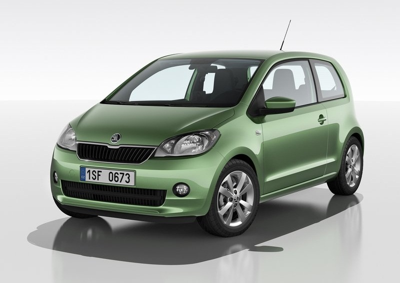 Sport car garage skoda citigo 2013 for Garage skoda 92