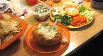 Cajun Delights: Cajun Christmas Party Menu + Crawfish Cornbread