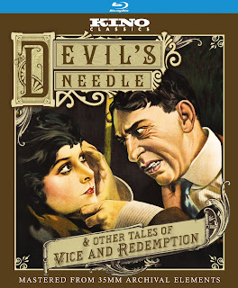 "Blu-ray Review | ""The Devil's Needle & Other Tales of Vice and Redemption"""