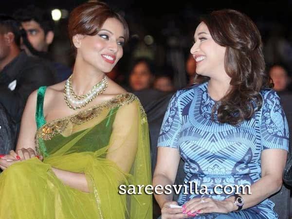 Madhuri Dixit and Bipasha Basu