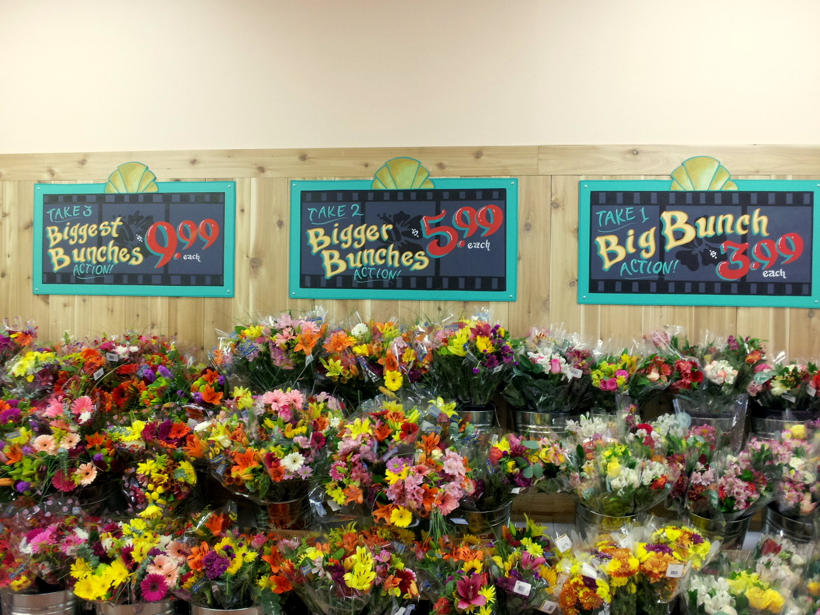 The House of Kent Friday Flowers Trader Joe s Grand Opening