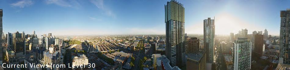 Victoria One Melbourne @ Australia, Views