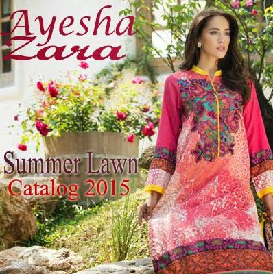 Ayesha-Zara-Summer-Lawn-Catalog-2015