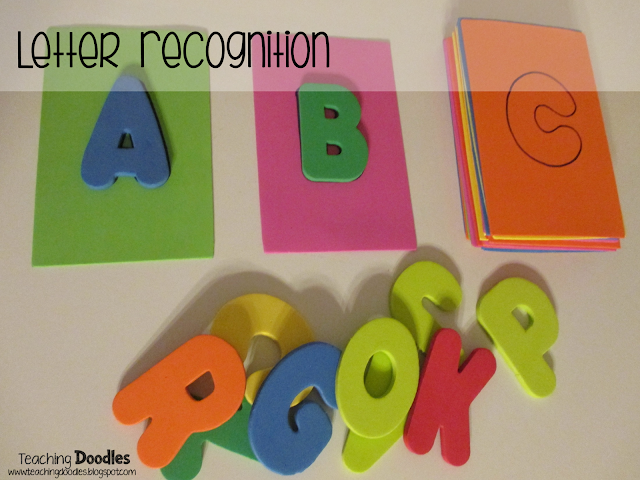ABC Letter Recognition Game