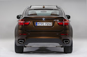 The BMW X6 is a midsized luxury crossover released for sale in the late . (bmw )