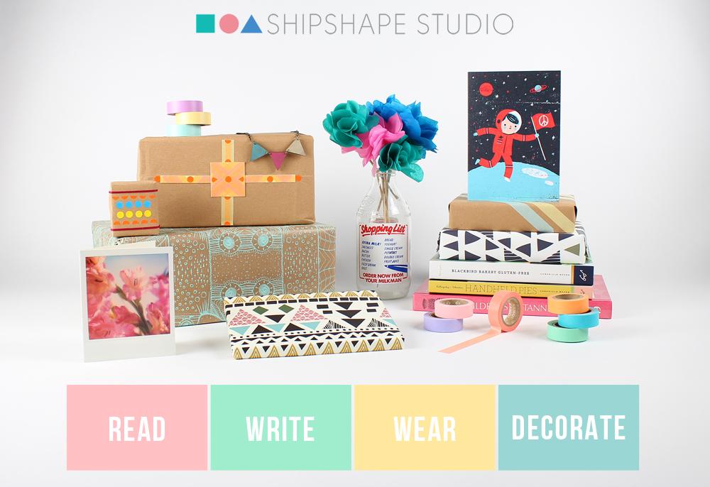 Shipshape Studio online shop