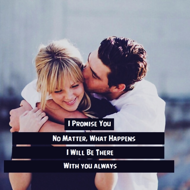 Love Status For Boyfriend In English : 100 Happy Promise Day Quotes Messages with Images