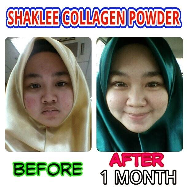 testimony of shaklee collagen powder