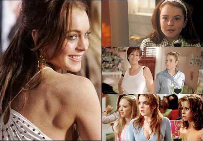 10 Pesona Akting Lindsay Lohan yang memudar dari Film ke Film