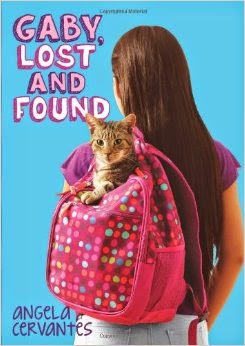Cover: Gaby, Lost and Found by Angela Cervantes