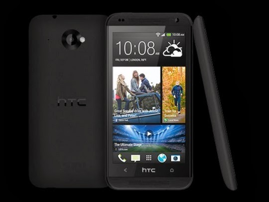 HTC Desire 501 and 601