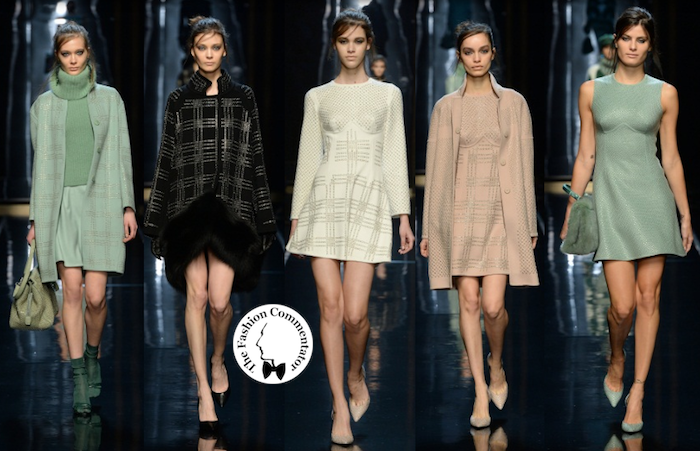Ermanno Scervino FW 2014 - rock-chic mood