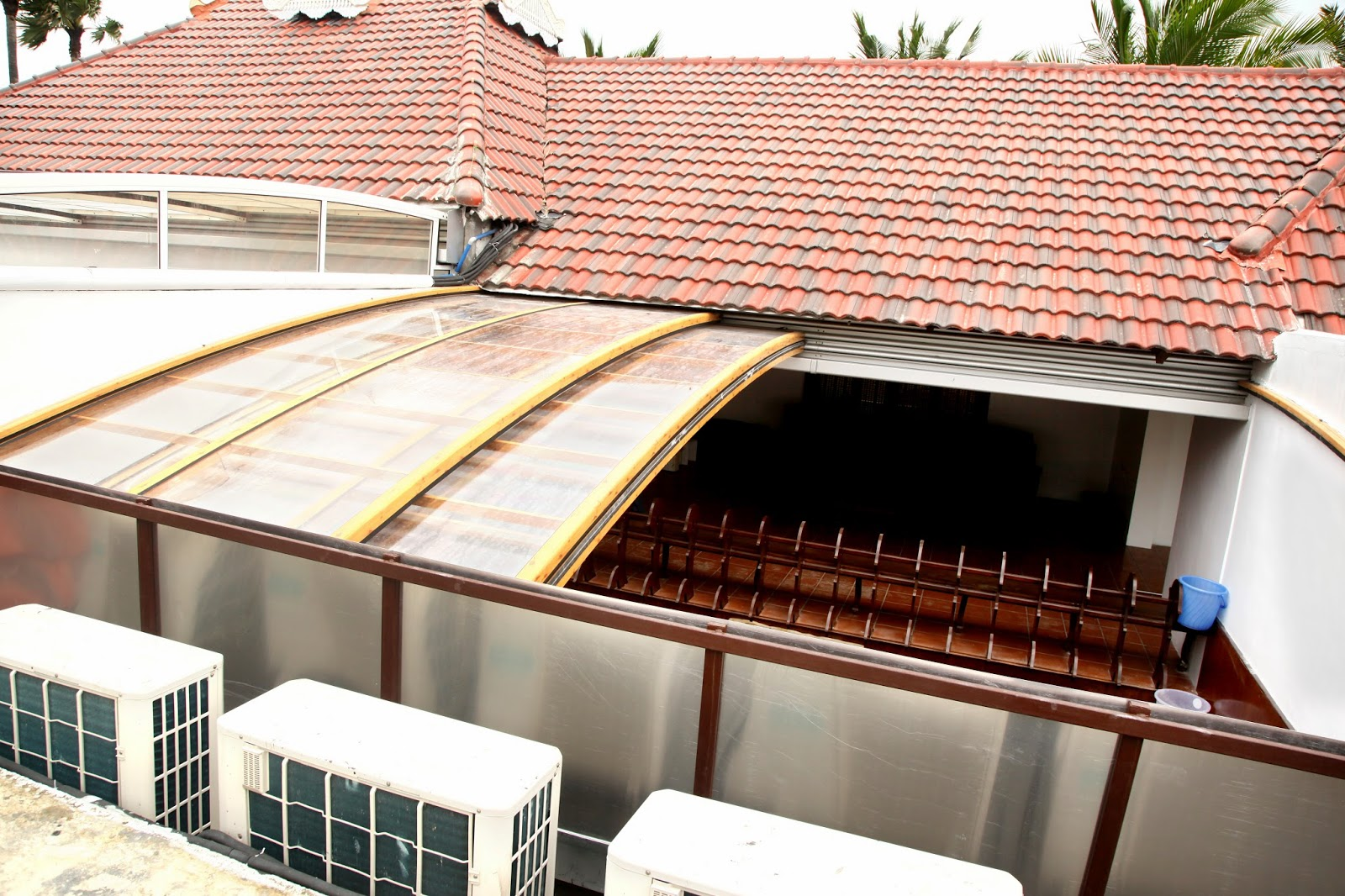 Patio covers worldwide india patio enclosures blog for Terrace roof design india