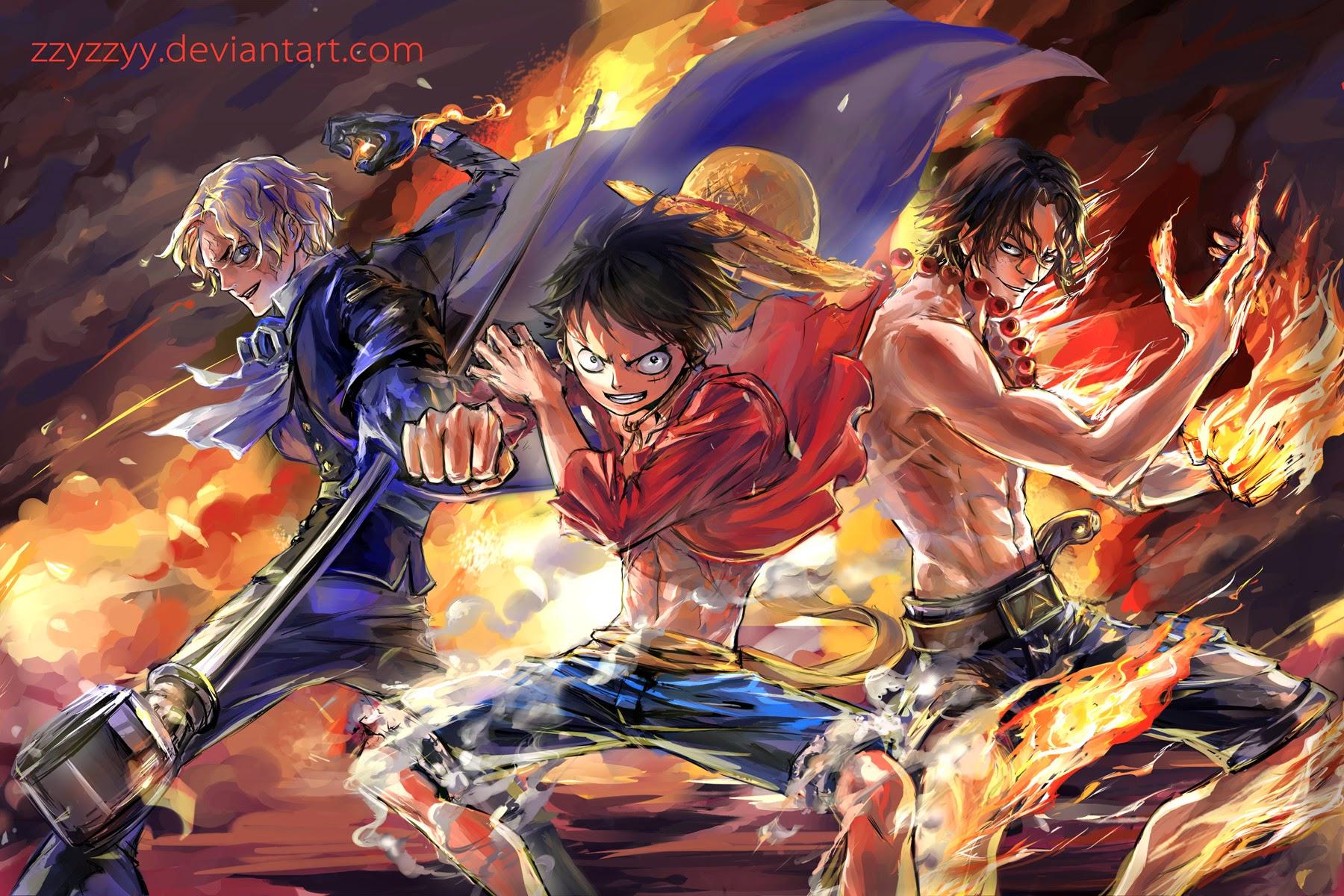 One Piece Chapter 750: Khơi màn cuộc chiến 017