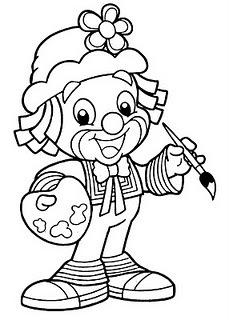 Desenhos do Patati Patata para colorir