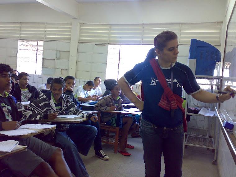 Trabalhando na Intervenção de Matemática na 8ª Série / 9º ano