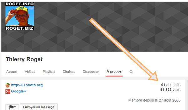 comment trouver les videos les plus vues sur youtube