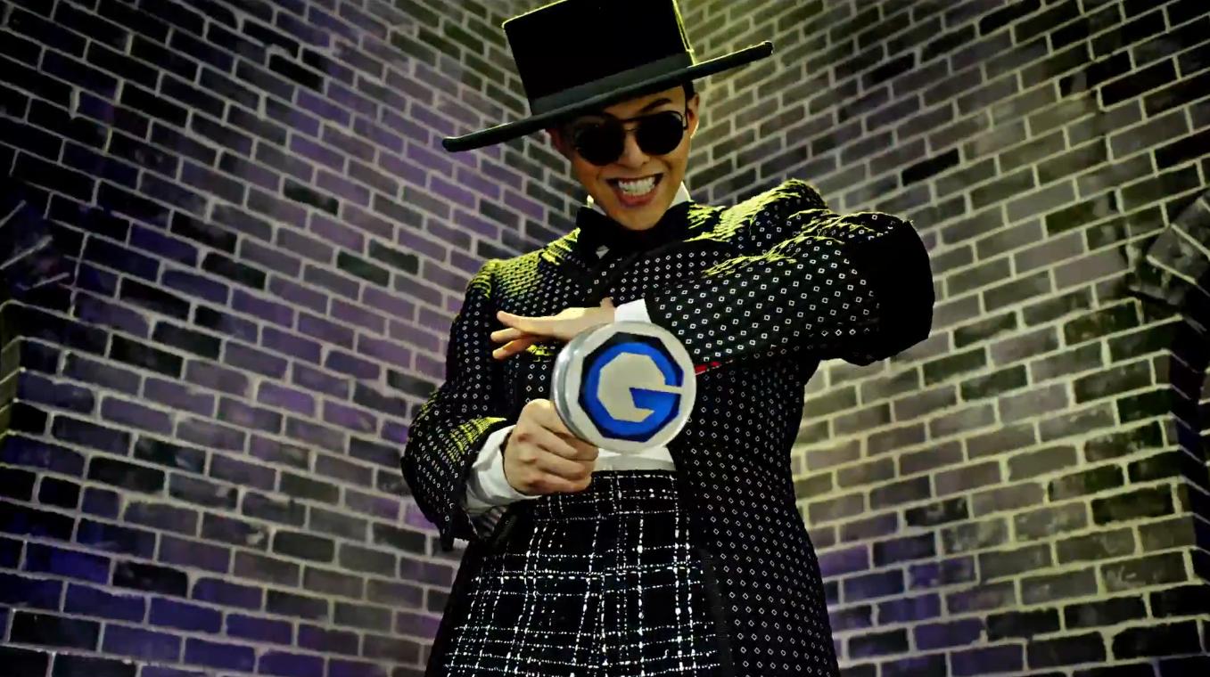 G-Dragon выпустил клип на песню Michi GO! | Видео-Аудио-Обзор