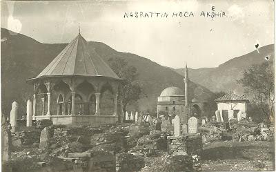Ο τάφος του Νασρεντίν Χότζα