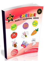 The Child Learning Stages of the ABC's