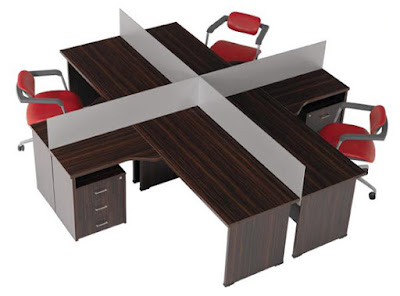 ankara,çoklu çalışma,dörtlü çalışma,ofis masası,büro masaları,seperasyon sistemleri,