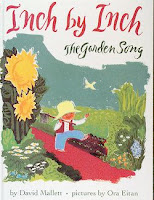 bookcover of Inch by Inch: A Garden Song  by David Mallett