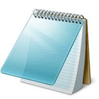 Notepad Image Icon Learning What is HTML Free