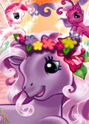 Пони Пазлы - Онлайн игра для девочек
