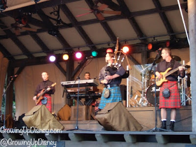 Off Kilter, Celtic rock, Epcot, Growing Up Disney