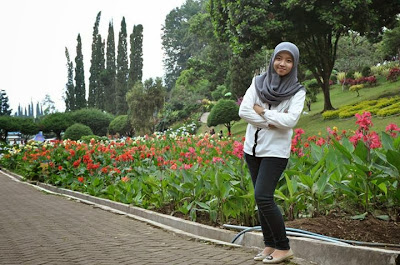 Taman Bunga Selecta di Kota Batu - Malang