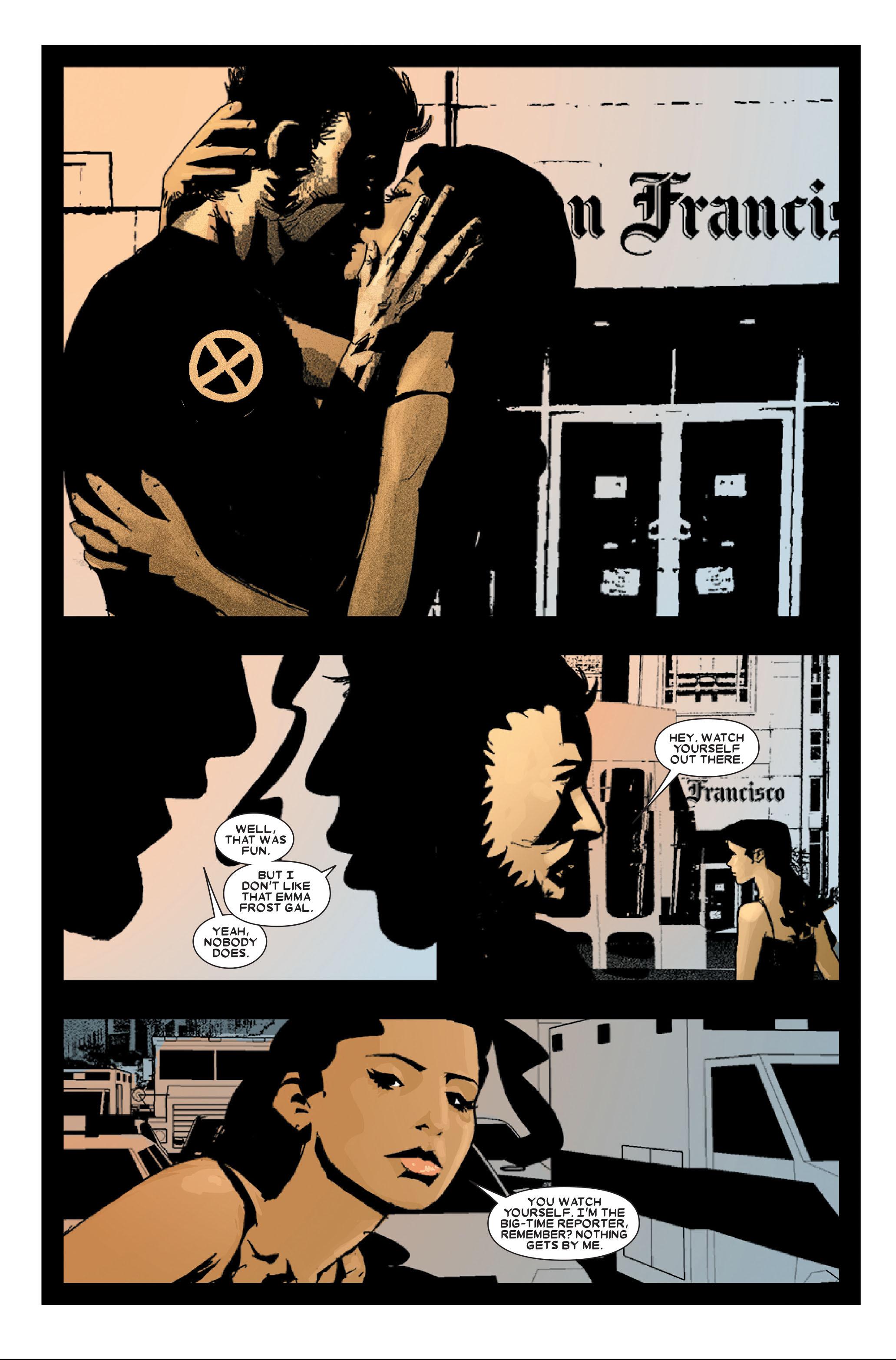 Wolverine: Weapon X #10 #7 - English 22