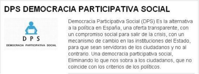 DEMOCRACIA PARTICIPATIVA SOCIAL