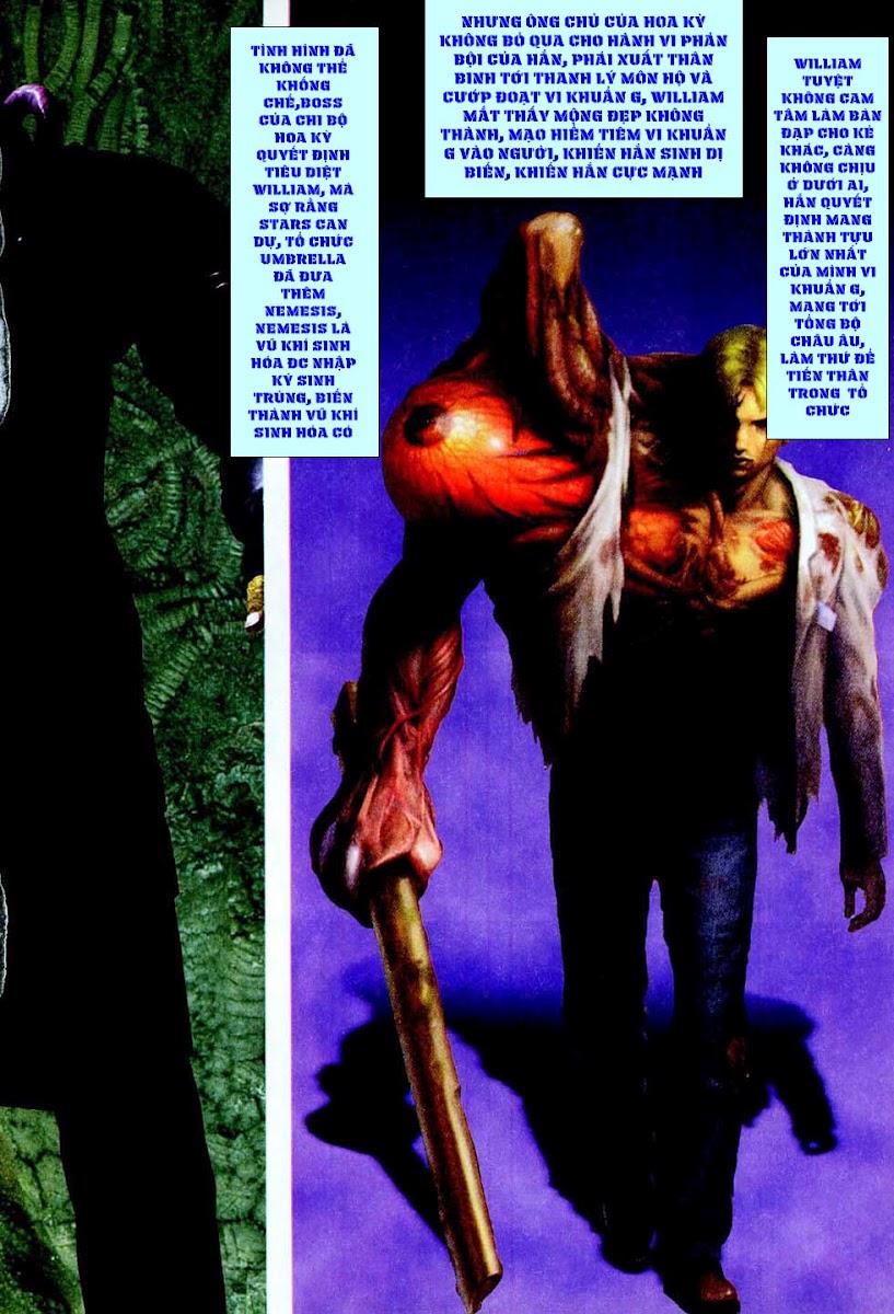 Resident Evil 3 chap 4 - Trang 3