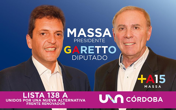ESPACIO PUBLICITARIO: MASSA - GARETTO
