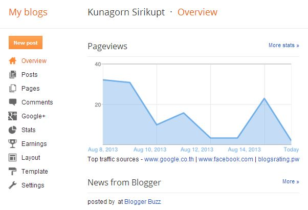 kunagorn sirikupt ว ธ การเพ ม xml sitemap ให ก บ blogger