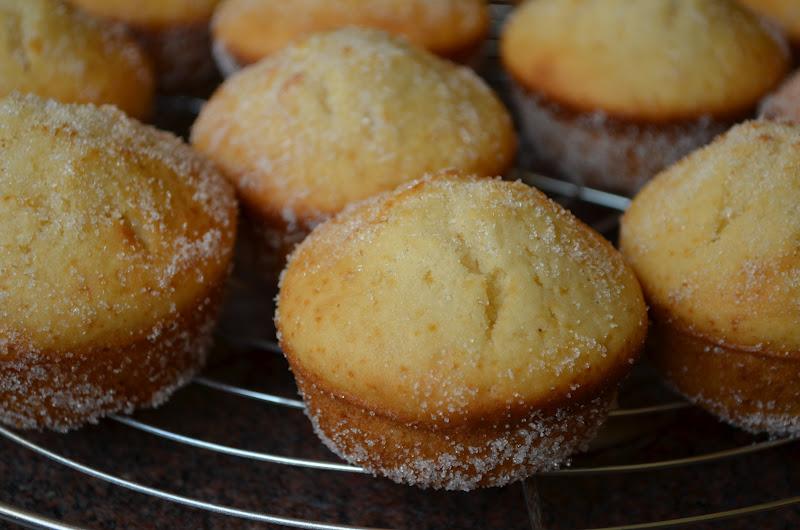 Sugar Donut Muffins Recipes — Dishmaps