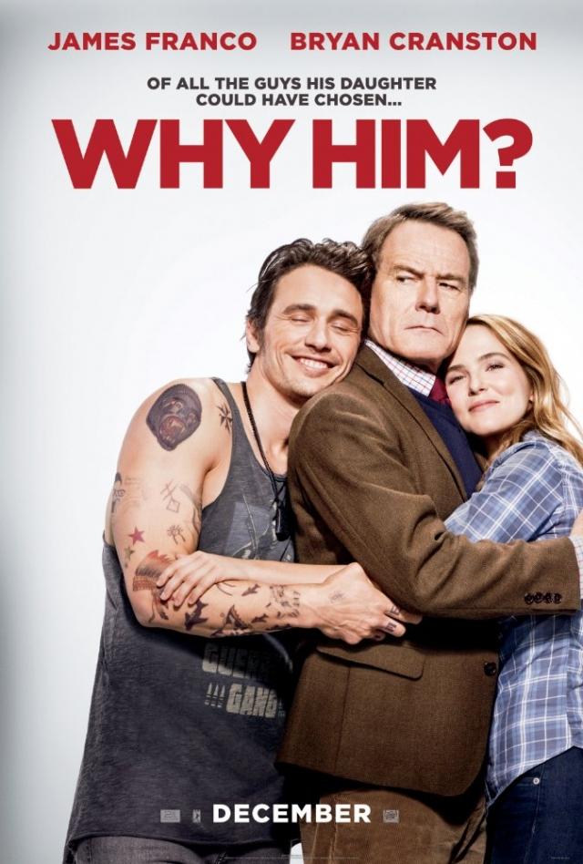 Bố Vợ Đối Đầu Chàng Rể - Why Him? (Bố Vợ Đối Đ�)